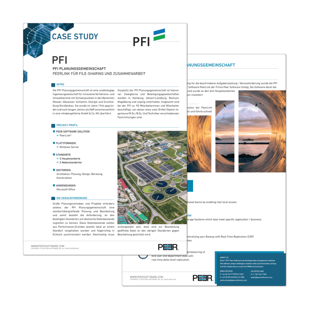 Preview Case Study PFI