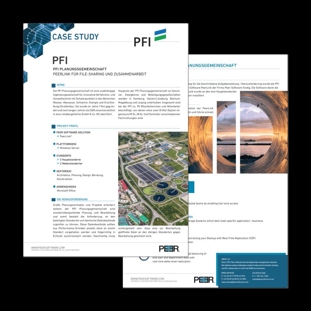 Preview Case Study PFI