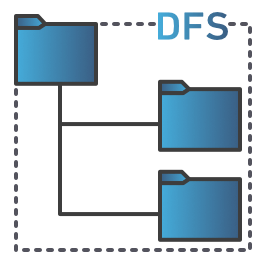 Microsoft DFS-N Integration