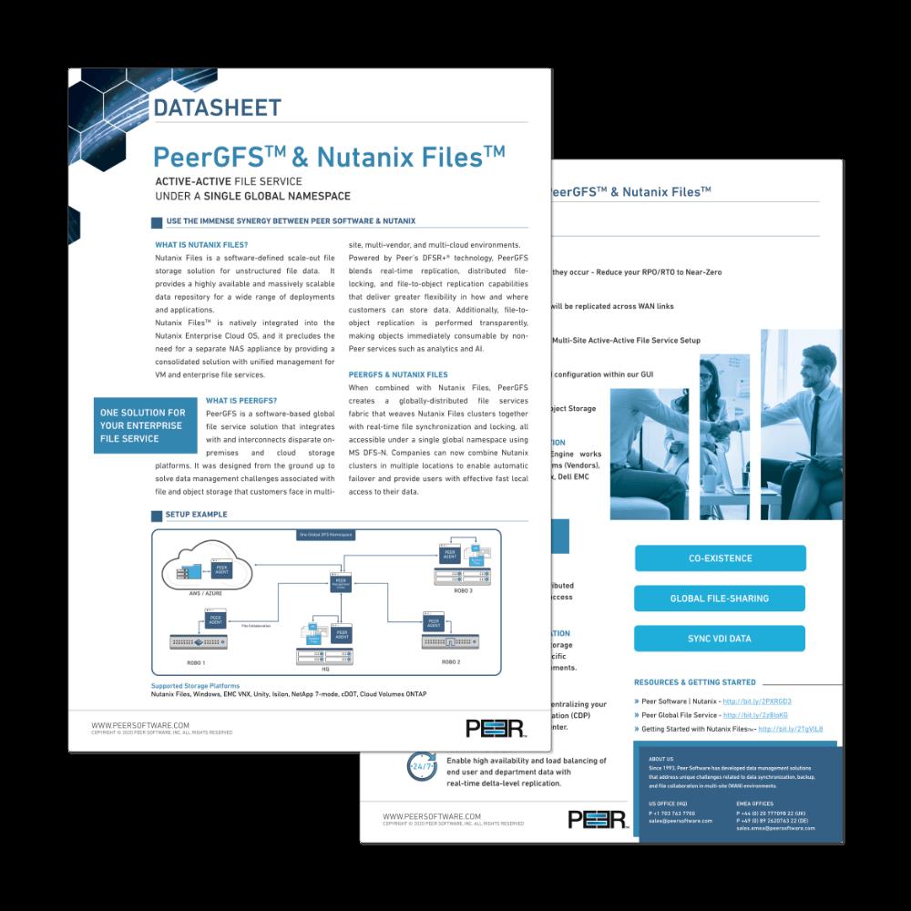 Preview Image Datasheet Peer & Nutanix