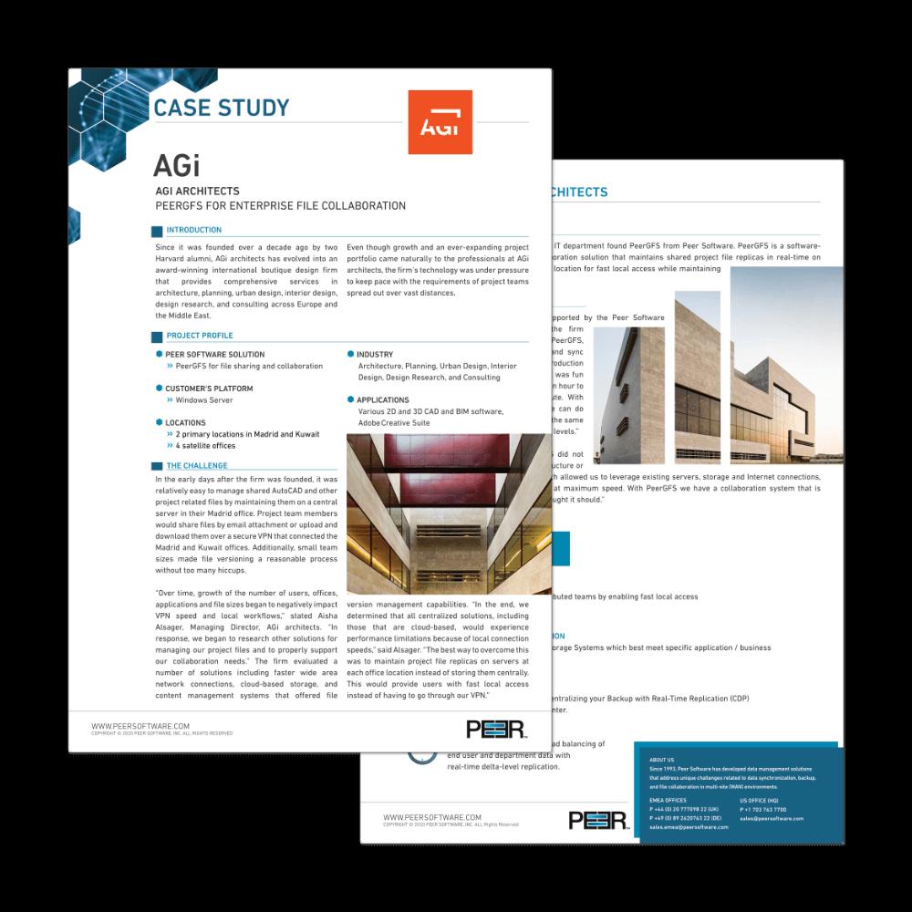 Preview Case Study AGI