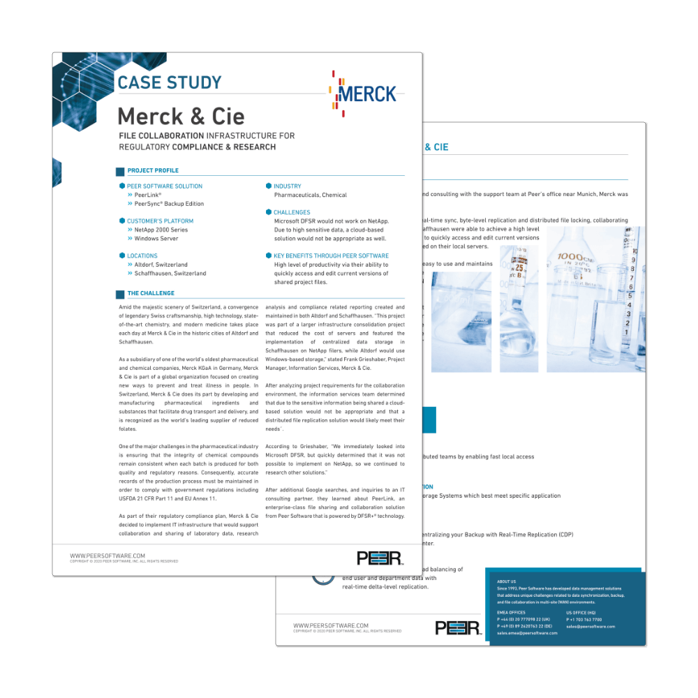 Preview Image Case Study Merck