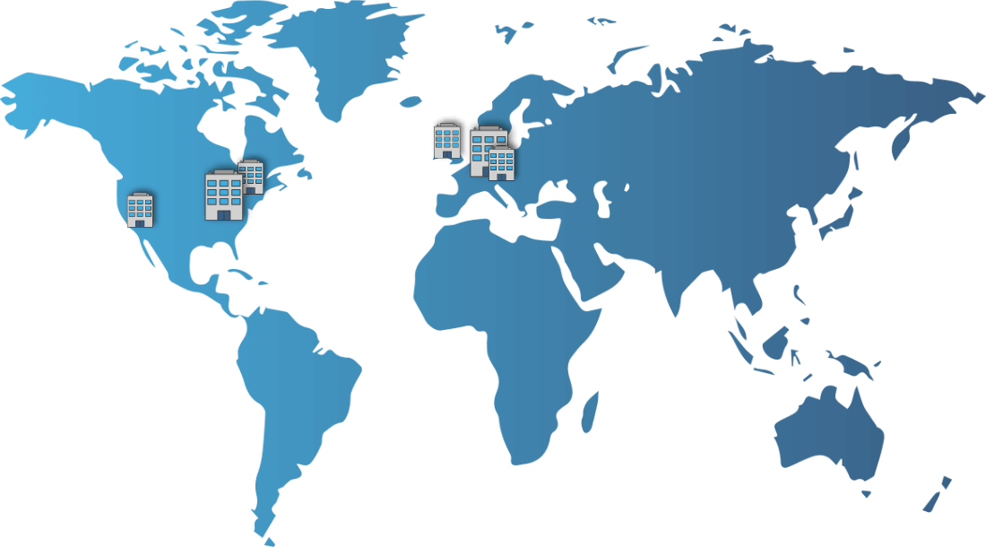 World Map Locations Peer