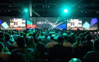 Nutanix NEXT Conference Audience