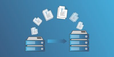 Graphic File Transfer Data Migration