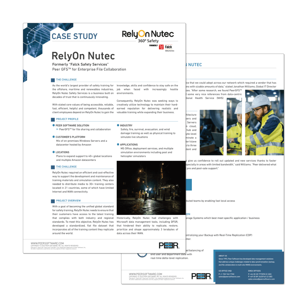 Preview RelyOn Nutec Case Study