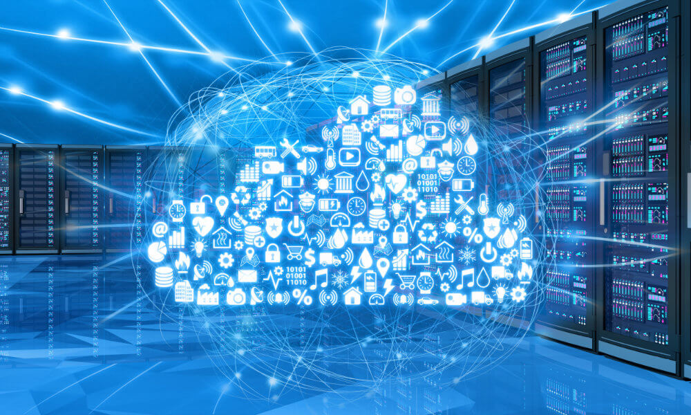 Cloud Computing Services Network