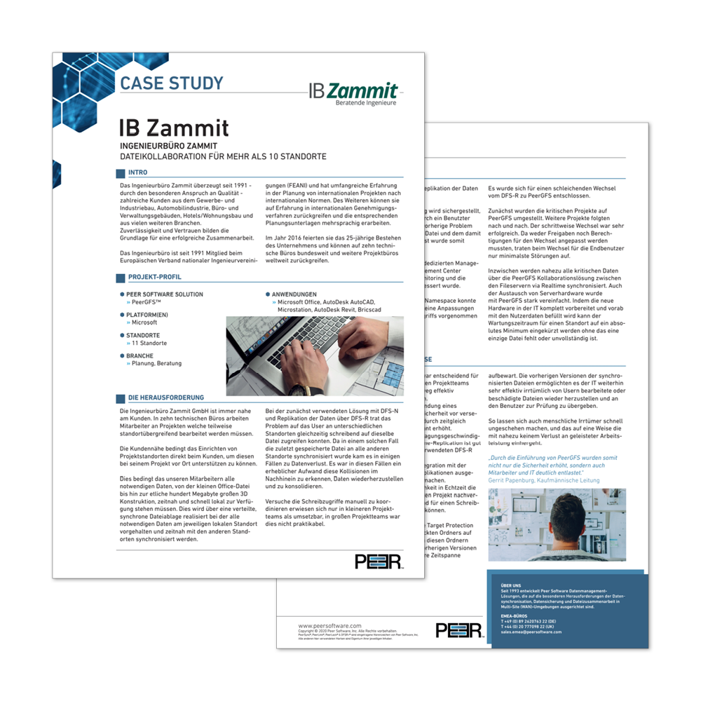 Preview Case Study Zammit